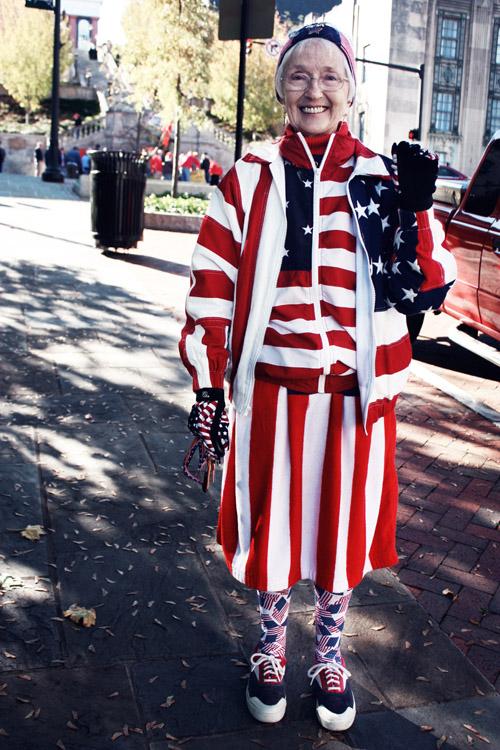 Modern Day Betsy Ross