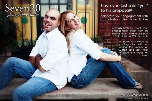 Engagement Photography Promotion