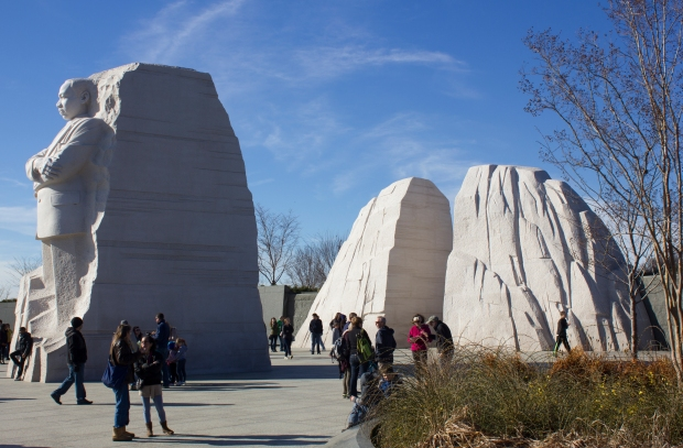 Michelline Hall Photos from Washington DC Dec 2013