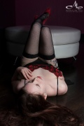 Boudoir Photography- Hope Irons by Michelline Hall Photography January 2014 - michellinehall.com