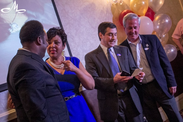 Treney Tweedy City Council Election Watch Party. May 6 2014 Downtown Lynchburg VA. Photography by Michelline Hall
